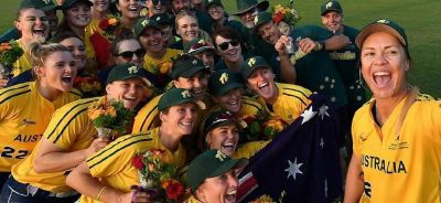 Aussie softballers show spirit to qualify for Olympics