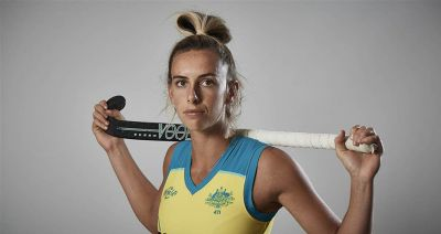 Energised Nance back on deck with Hockeyroos