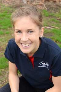 Jess Trengove